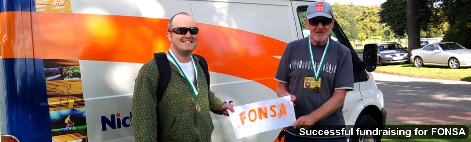 Successful fundraising for FONSA